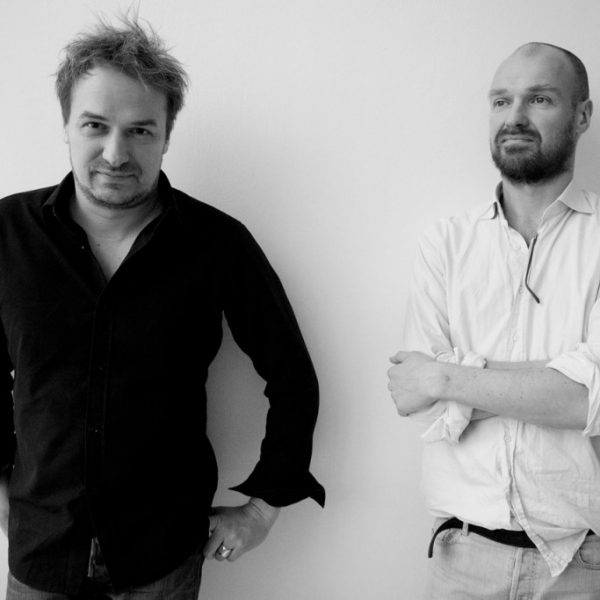 Laurent & Cyrille Berger, © Guillaume Ziccarelli